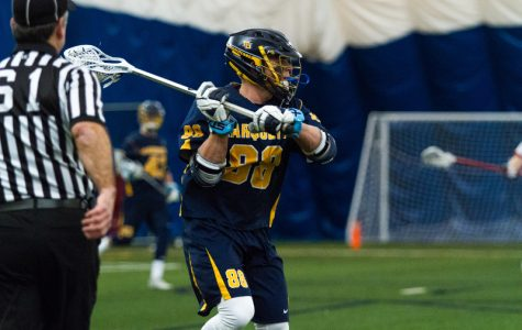 Summer update: Men's lacrosse sends two to pros, Haak joins volleyball