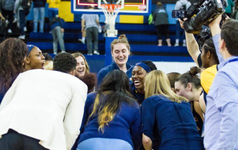 Women's basketball heading to first BIG EAST final