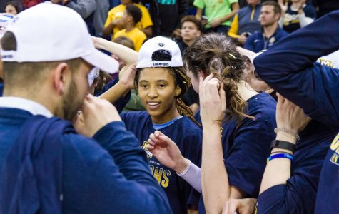 WBB Takeaways: Wilborn gets birthday wish with title