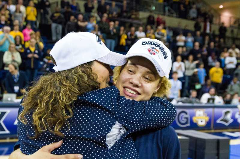 Marquette won its first BIG EAST Championship Tuesday night against DePaul at the Al McGuire Center.