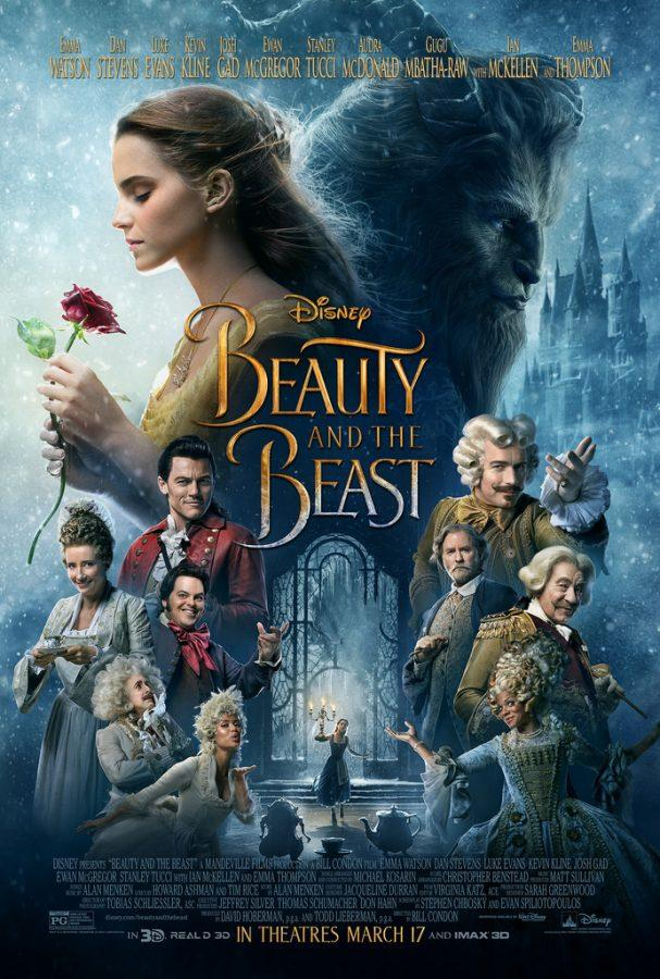 The Beauty and the Beast remake, featuring Emma Watson, began showing in theaters March 17. Photo via flickr.com.