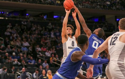 Floor slaps: MUBB loses in BIG EAST quarterfinal