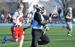 DeLuca keeps memories of father alive through lacrosse