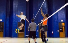 Men's club volleyball gunning for No. 1 in nation