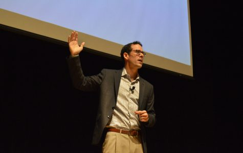 DePodesta, of Moneyball and Browns fame, visits campus
