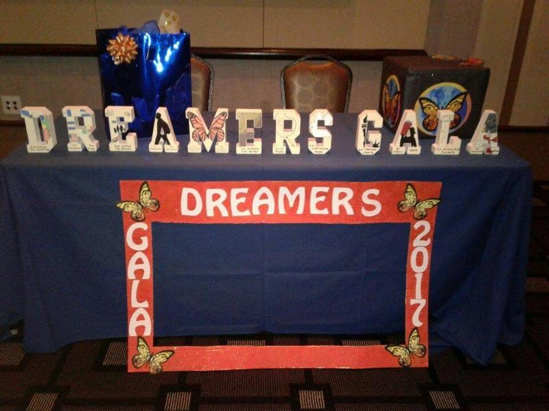 The Ignacio Ellacuria S.J. Dreamer's Scholarship is awarded to undocumented students who would have benefitted from government assistance they could not receive. Photo via Karen Itzelle Medina