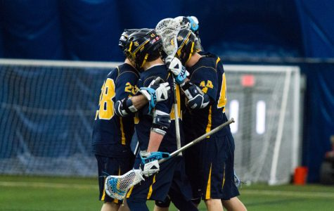 Second half droughts dooming men's lacrosse