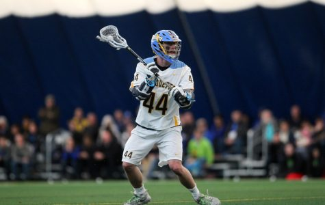 Men's lacrosse ranked No. 15, but will not have goal-scorer Thomson