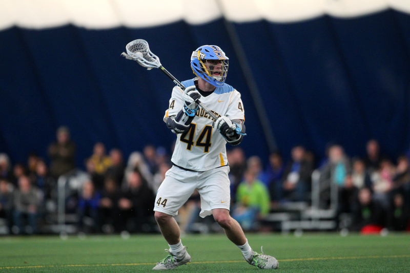 Mens lacrosse ranked No. 15, but will not have goal-scorer Thomson
