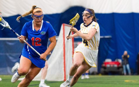 Women's lax can't stick with No. 3 Florida