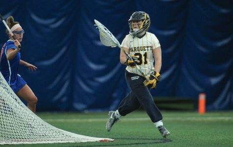 WLAX goalie Horning following predecessor's footsteps