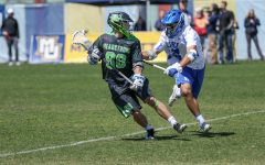 MLax sputters, drops 11-7 contest to No. 4 Duke
