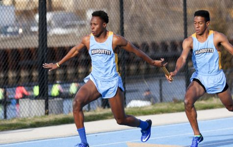 4×100 group makes routine of setting MU records