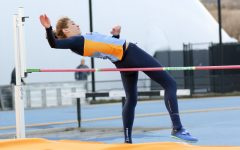 Volleyball star Rosenthal adds track & field to schedule