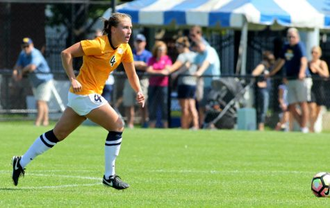 Women's soccer check-in: Youthful energy helps transition