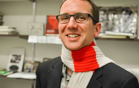 Author, traveler, red scarf wearer