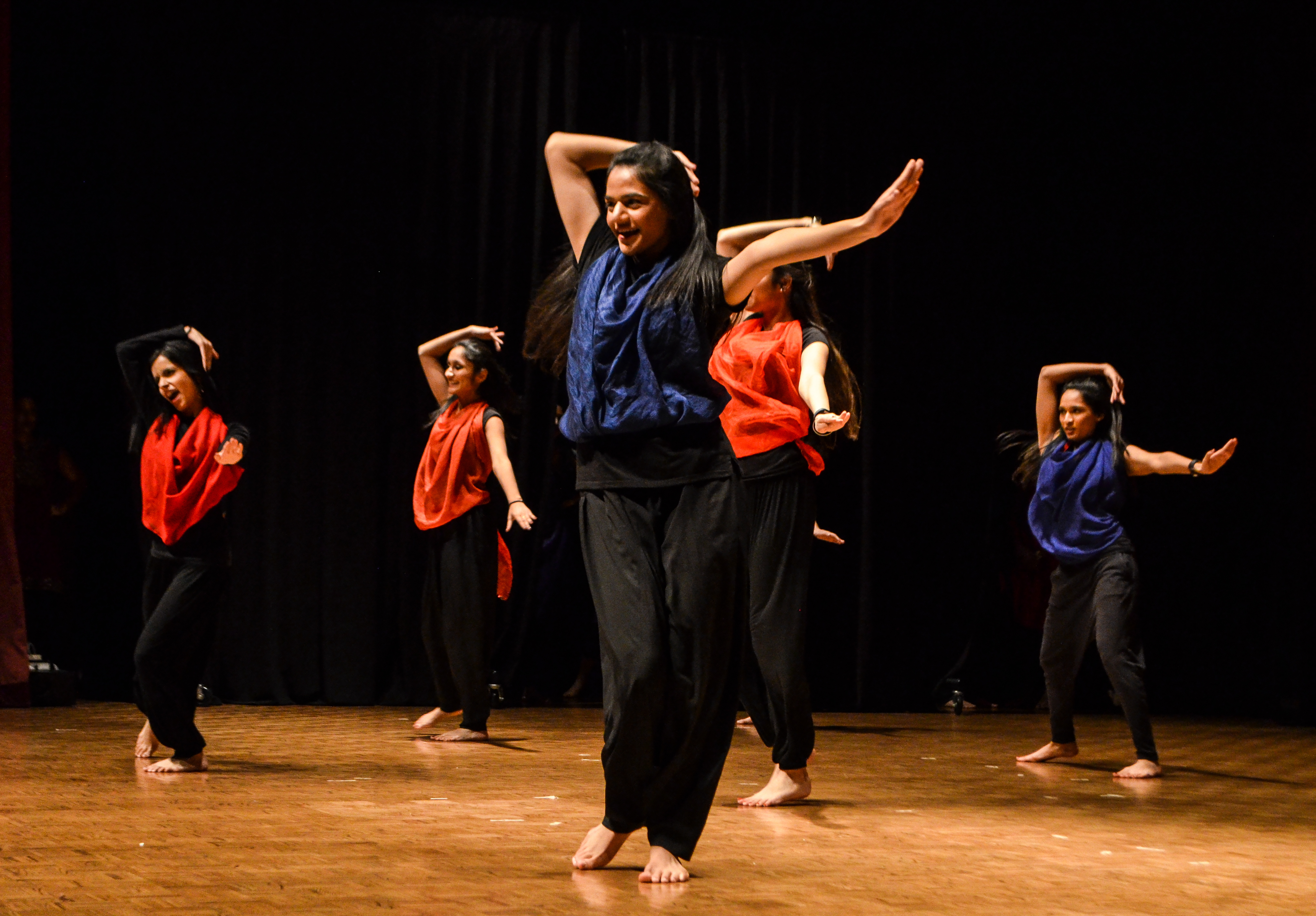 Kuch Kuch Hota Hai, ISA's annual cultural show, packed the Weasler Auditorium last weekend.