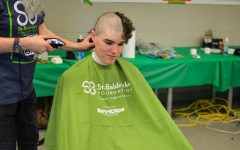 Students Shed Hair To Make Others More Aware