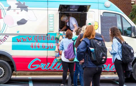 'Gouda' eats from second food truck event