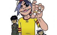 VOGEL: Gorillaz comeback revives band