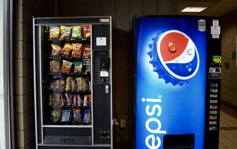 Mystery vending machine theft solved