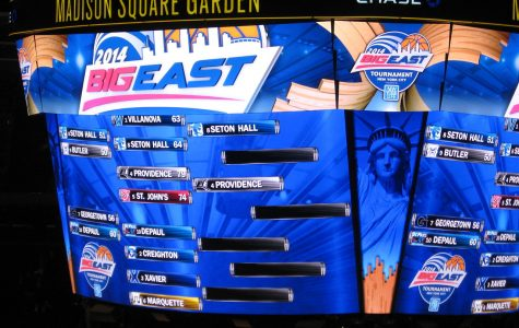 The BIG EAST conference suggested going to college for two-years before entering the NBA Draft.