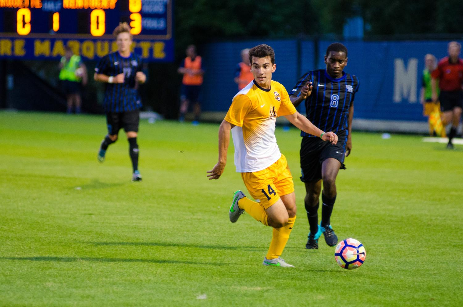 Marquette will get another shot at Kentucky this year, along with a host of other NCAA College Cup qualifiers.