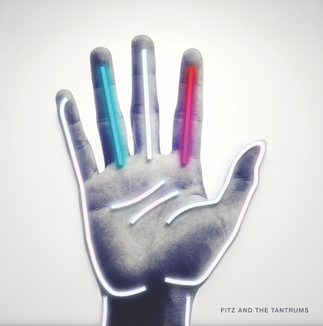 """Fitz and the Tantrums"" album artwork. Photo via: fitzandthetantrums.com"