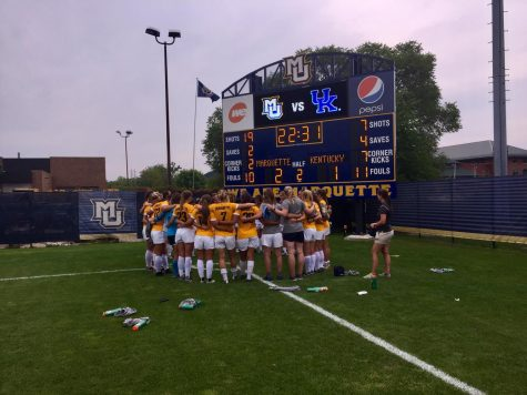 Marquette Women's Soccer: Offensively potent Redbirds head to Milwaukee