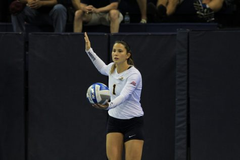 Volleyball plays toughest non-conference schedule yet