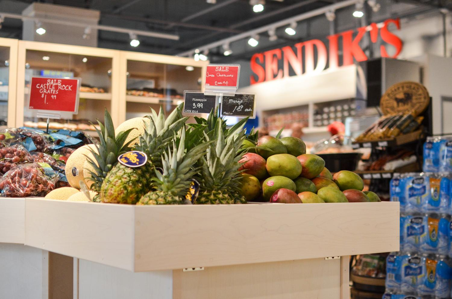 Sendik's Fresh2Go opened Aug. 21 on the 1500 block of W. Wells Street.