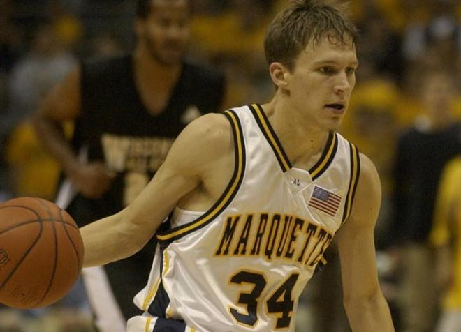 Travis+Diener+was+a+key+part+of+Marquette%27s+2003+Final+Four+team.