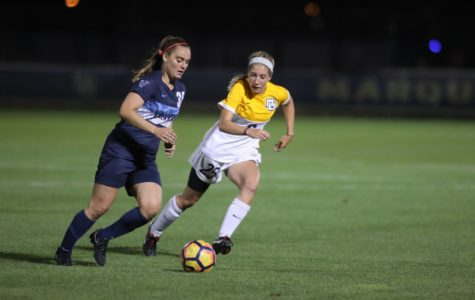 Mental miscues doom Golden Eagles in 4-1 loss to Villanova