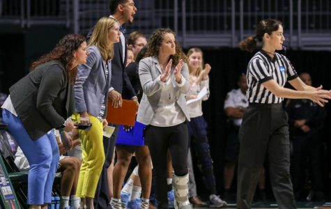 Head coach Carolyn Kieger and her staff have filled every scholarship for this season and next, allowing them to focus on 2019-'20 and beyond.