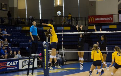 Barber leads Marquette to easy win over UWM