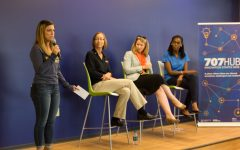 NASA engineer visits campus for women in STEM panel