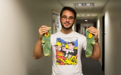 Students get creative with fun socks