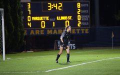 Women's soccer draws with Illinois State despite strong underclassman performances