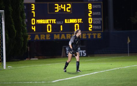 Women's soccer draws with Illinois State despite strong underclassman performances