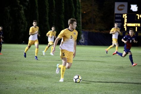 Marquette gets blanked for second straight game after second half letdown
