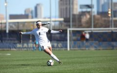 Beard's first career multi-goal match extends Marquette's season