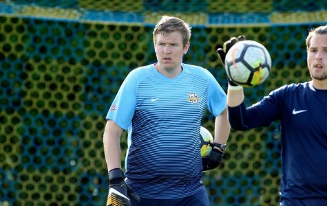 Shaw brings voice of reason, experience as goalkeepers coach