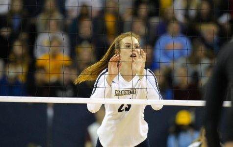 Friendship between Orf, Rosenthal guided volleyball to Creighton win