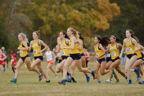 Runners come out of the gate strong at Bradley Invite