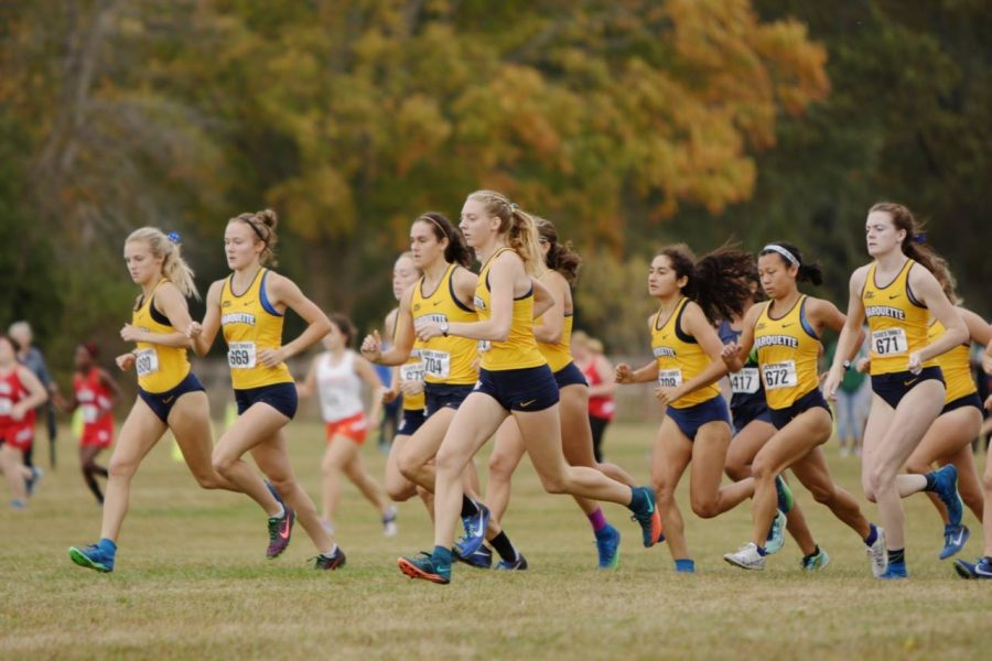 Cross country has historic day at BIG EAST Championships