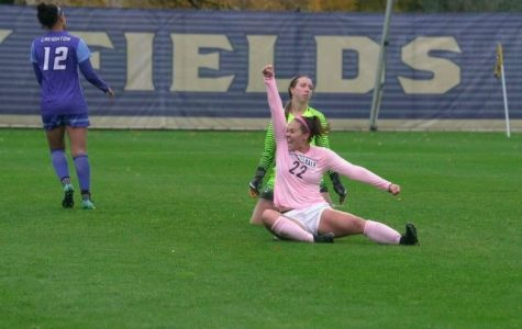Madden goals propel Marquette into BIG EAST Tournament picture