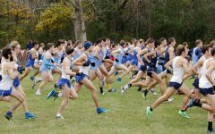 Klaiber, Hanson lead cross country as programs return to 'competition mode'
