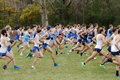 Cross country starts preparations for BIG EAST championship at Vic Godfrey Open