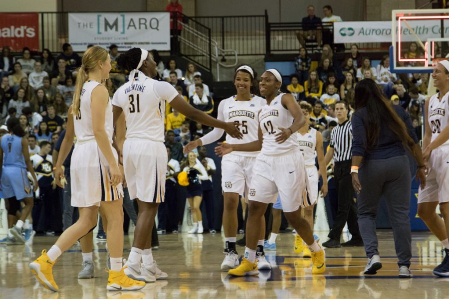 COLUMN: Emcee's comment to women's basketball team was out of line