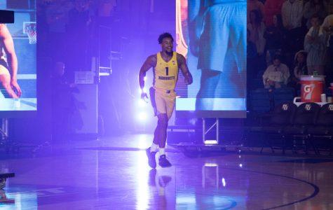 Ed Morrow Jr. enters Marquette Madness